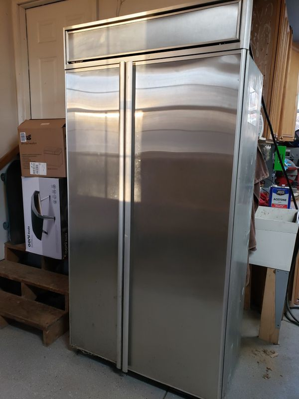 Kitchenaid Superba 42 Inch Professional Fridge For Sale In