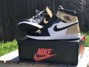 Jordan 1 gold toe for Sale in San Francisco, CA