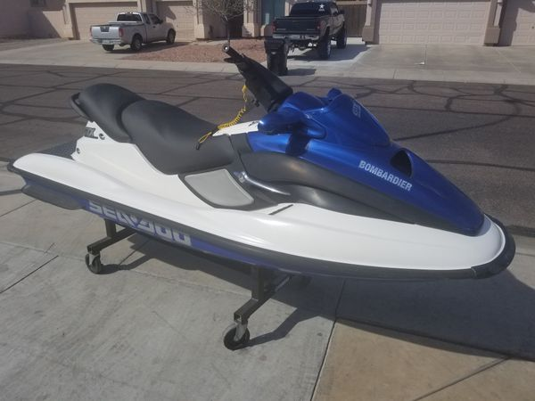 2000 Seadoo Sea-doo gtx 3 seater millennium edition very clean lake ready  for Sale in Tolleson, AZ - OfferUp