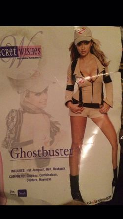 Girl ghostbusters costume Thumbnail