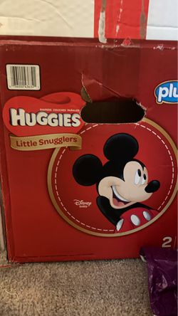 HUGGIES, Pampers & Target Diapers Thumbnail