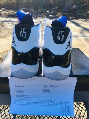 ⚡️Retro Jordan 11 Concord sz 10.5 for Sale in Milledgeville, GA