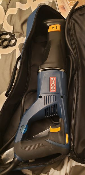 Ryobi RJ165V Variable Speed Reciprocating Corded Saw Sawzall for Sale in Baltimore, MD