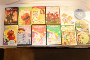 Children's Movie Collection for Sale in Baltimore, MD