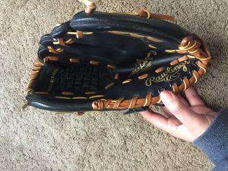 Rawlings baseball mitt Thumbnail