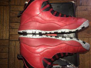 Jordan 10 Bulls Over Broadway (Size 12) for Sale in Washington, DC