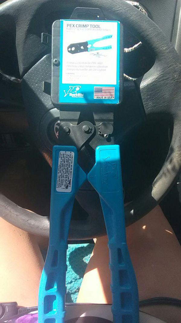 Sharkbite Pex crimp tool for Sale in Modesto, CA - OfferUp