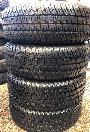 Photo 31x10.50r15 Michelin 15s