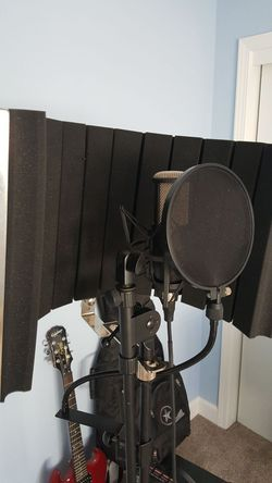 Recording Studio Equipment Thumbnail