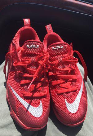Nike Lebrons kids/women's 6.5 for Sale in Chesterfield, VA