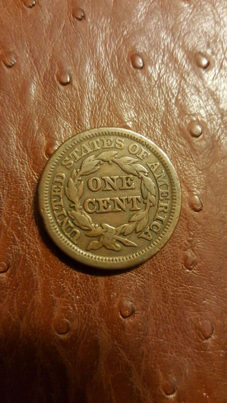 United States large cent