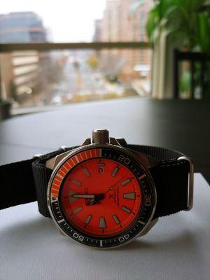 Seiko SRPB97 automatic dive watch for Sale in Arlington, VA