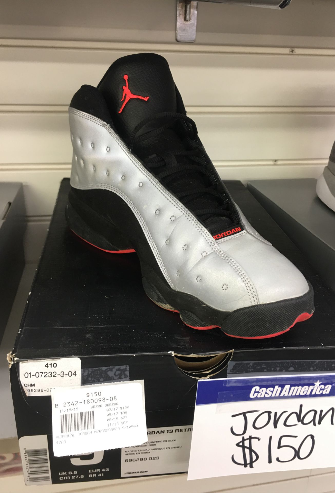 Jordans 9.5