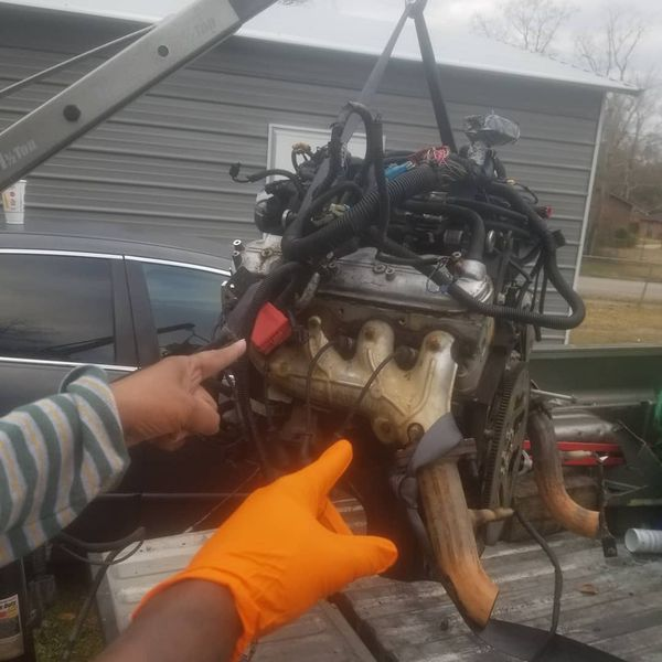 5.3 Vortec Engine (ls Swap Or Oem Replacement) For Sale In
