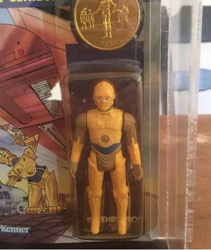 Star Wars c3p0 for Sale in Ashley, OH