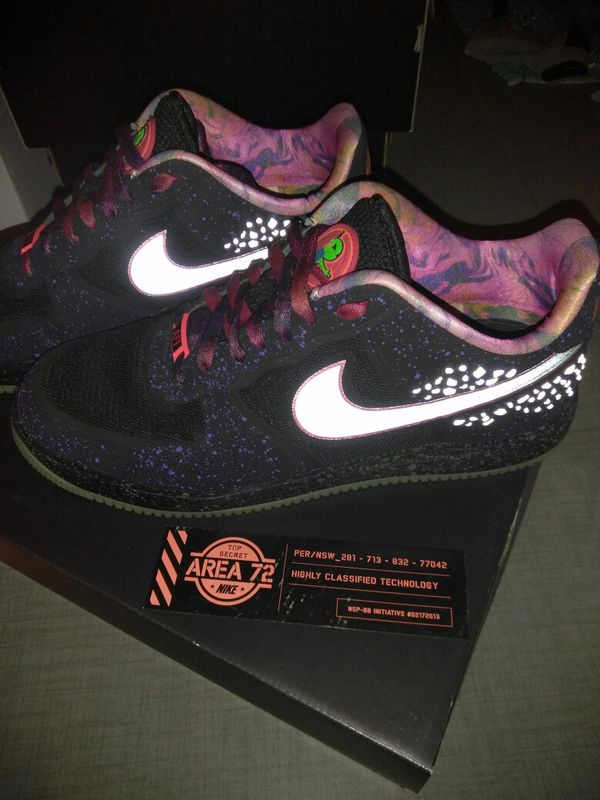 wholesale dealer 72840 7e9bc ... 50% off nike air force 1 area 72 size 10.5 vnds worn twice for sale