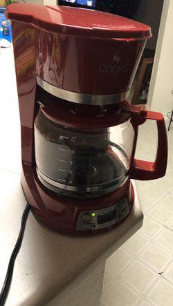 Coffee maker cooks Thumbnail