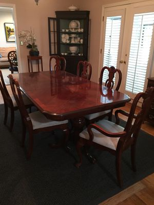 Dining Room Table And Six Chairs For In Camden Sc