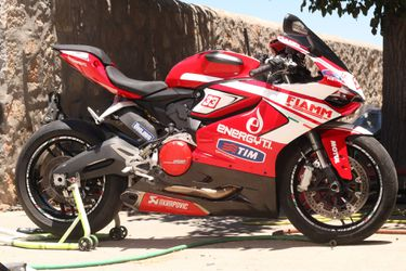 Ducati 899 panigale. Final edition Thumbnail