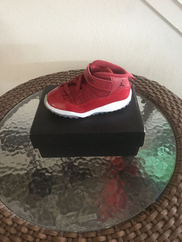 """official photos d8f5f 36300 Jordan 11 Retro """"Win Like 96"""" Toddler 9c for Sale in Kapolei, HI - OfferUp"""