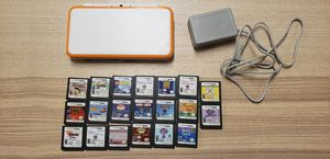 Nintendo 2ds with 20 games for Sale in Washington, DC