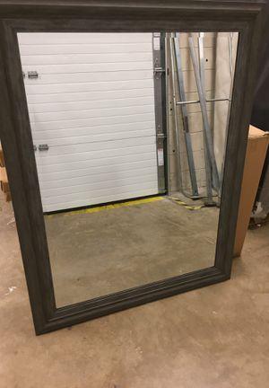 Big Rectangular Mirror for Sale in Manassas, VA