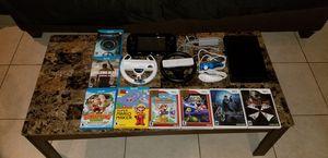 Nintendo Wii U Deluxe Bundle 32GB for Sale in Fort Lauderdale, FL