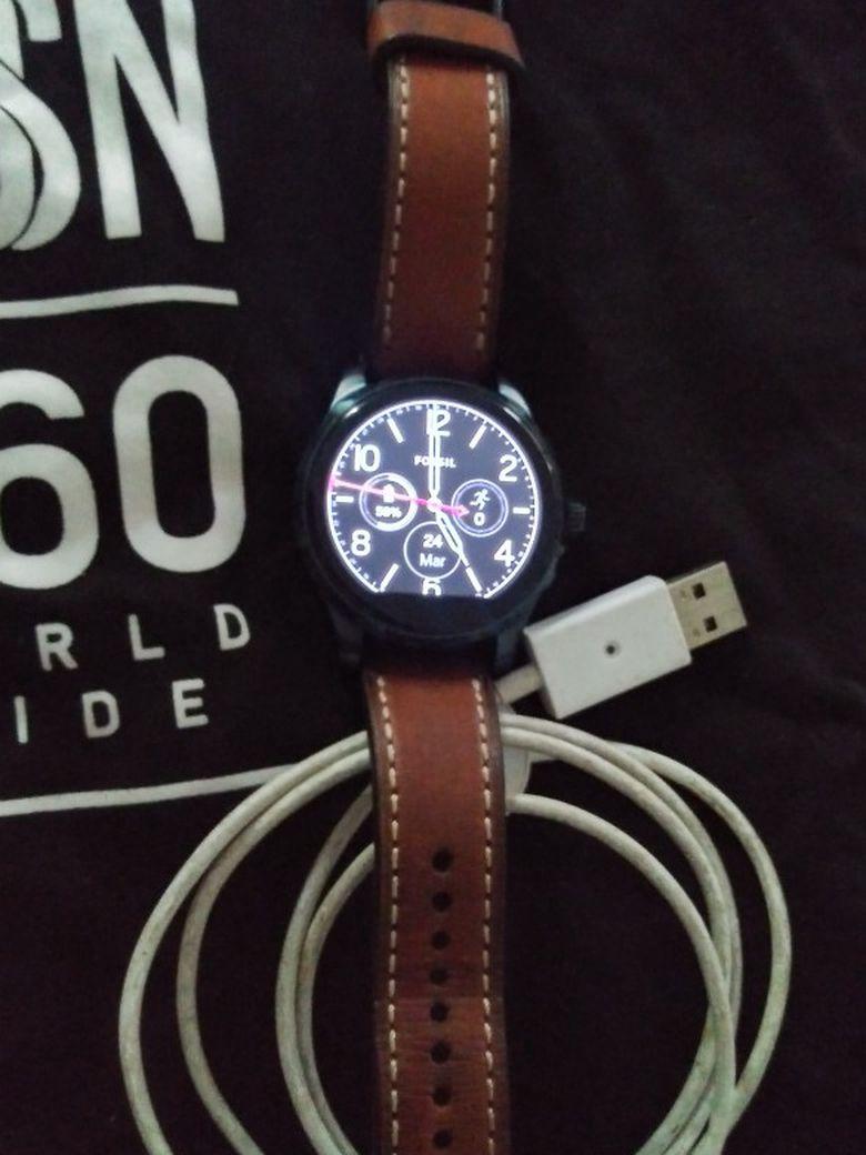 Fossil Smart Watch