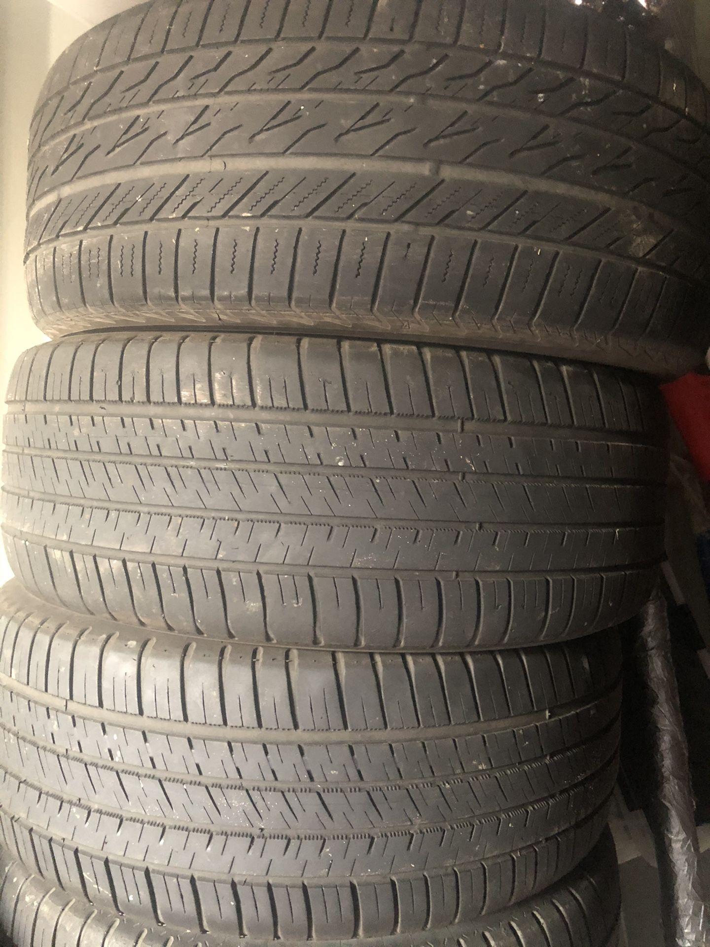 Llantas/tires 235/50r18