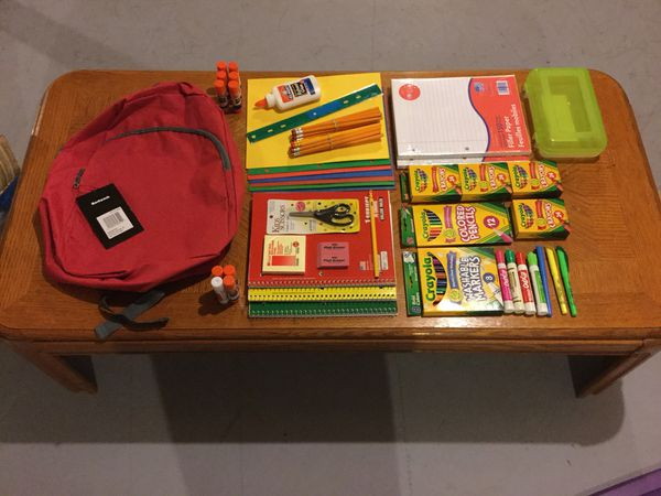 3rd grade school basic Supplies bundle (Baby   Kids) in Yorkville ... a1f9e84f54488