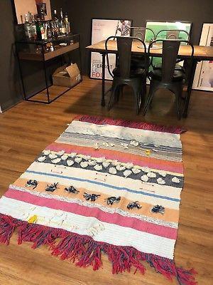 Anthropologie throw blanket for Sale in Sumner, WA