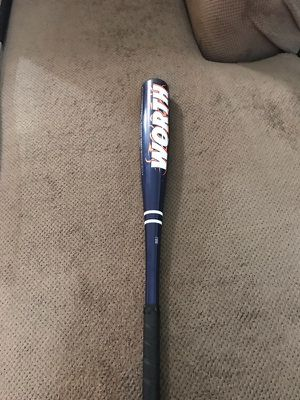 """Worth Baseball Bat Wicked 27"""", 17oz, -10 *REDUCED* for Sale in Apex, NC"""