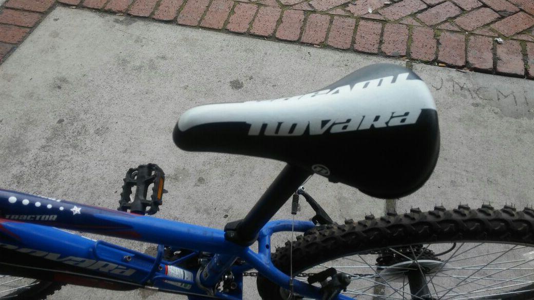Novara Tracker 24inch..kids mountain bike