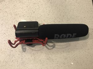 Rode VideoMic Directional Video Condenser Microphone with Mount for Sale in Denver, CO