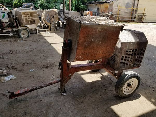 Mortar Mixer For Sale >> Used Mortar Cement Mixer For Sale In Fort Worth Tx Offerup