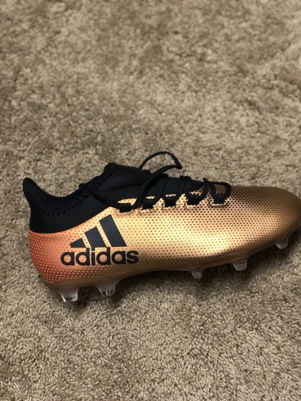best website 5ab02 42156 Adidas X 17.2 FG soccer cleats size 6.5