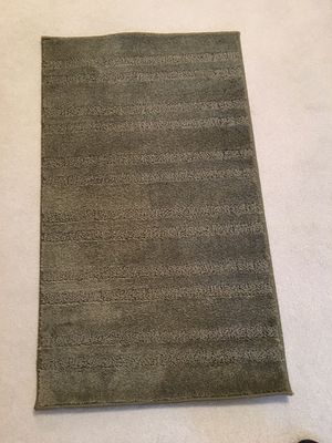 """Carpet 34"""" x 18"""" green for Sale in Brookeville, MD"""