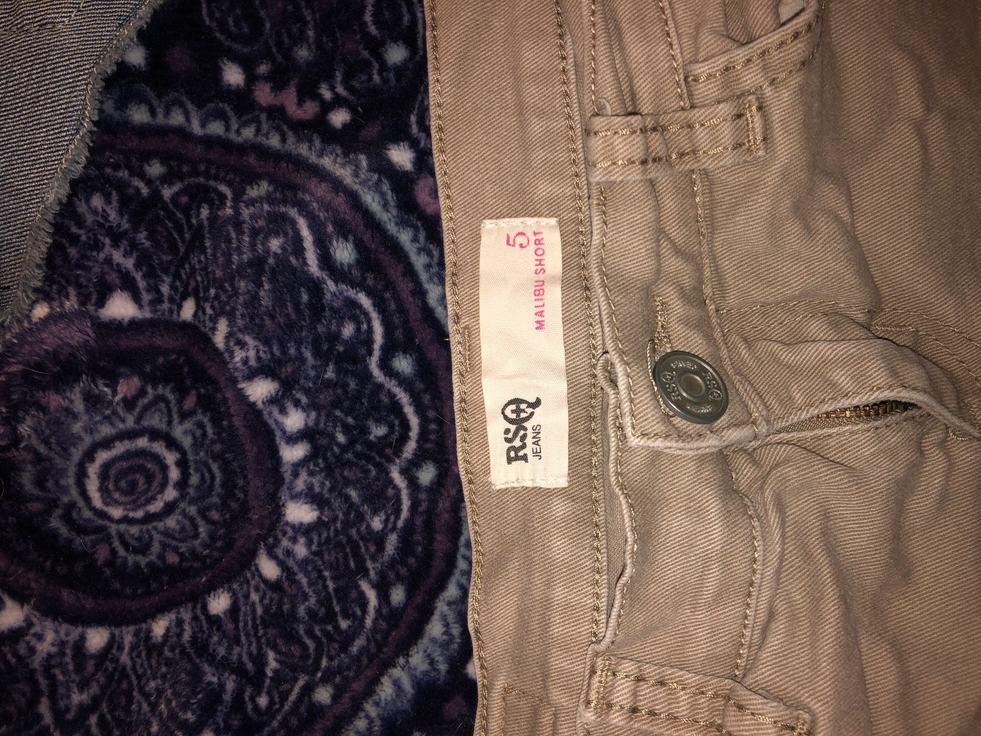 Summer shorts for teens