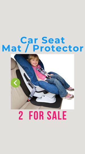 Photo Car Seat Protector / Car Seat Mat