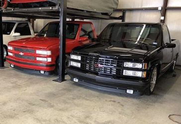 88 98 454 Spoiler With Fog Lights And Brackets Air Dam Valance Obs For Sale In Missouri City Tx Offerup