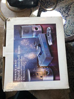 Speaker cd audio system for Sale in Alexandria, VA