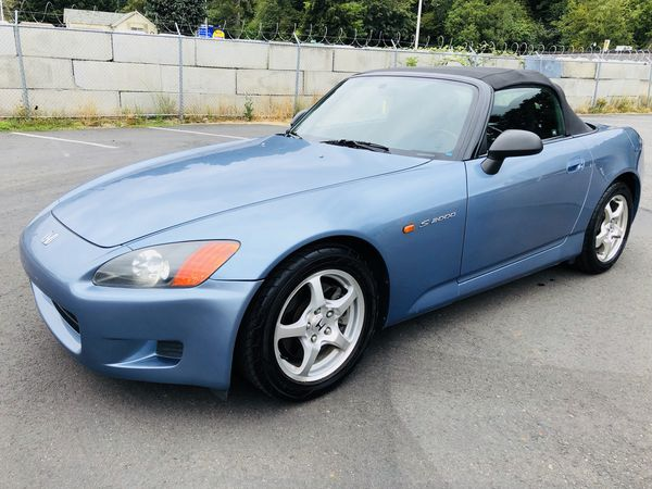 2002 Honda S2000 Manual 70k Miles For Sale In Kent Wa Offerup