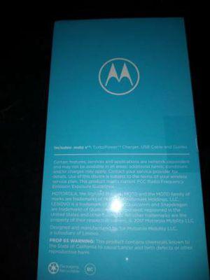 Motorola X4 32gb black universal unlocked for Sale in Washington, DC