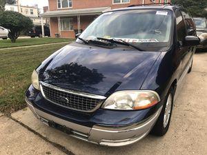 2001 Ford Windstar Wagon SEL for Sale in Washington, DC