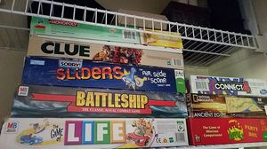 Board games for Sale in Woodbridge, VA