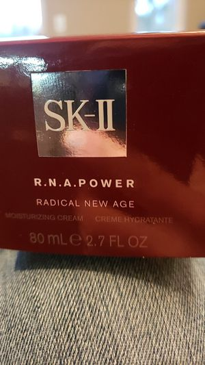SK-2 RNA power skin cream for Sale in Seattle, WA