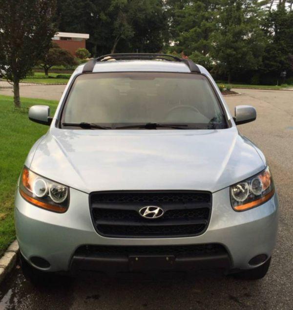 Low Miles 2008 Hyundai Santa FE 4WDWheels For Sale In