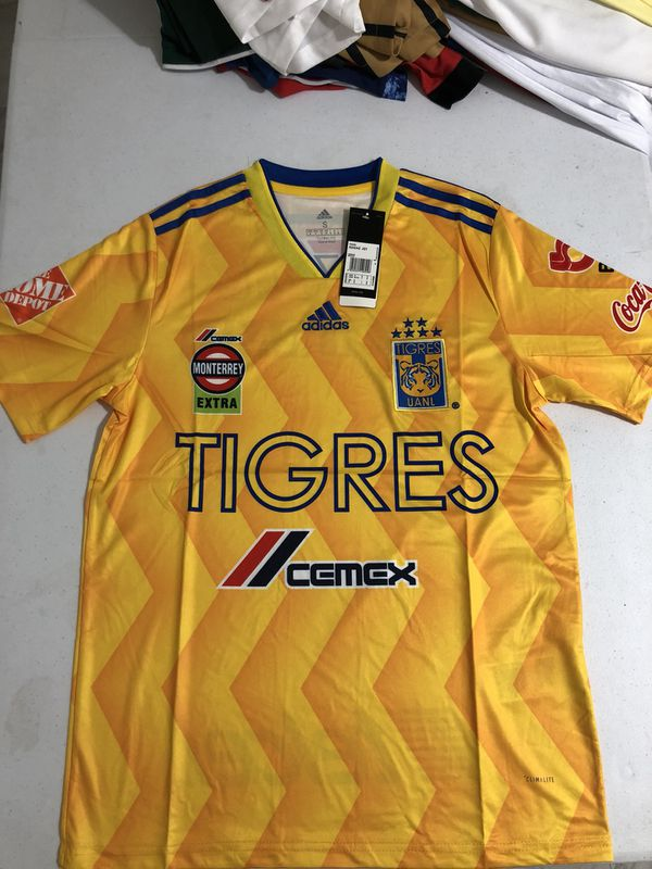 Tigres UANL Home Jersey 2018 2019 for Sale in Houston 99fd14291