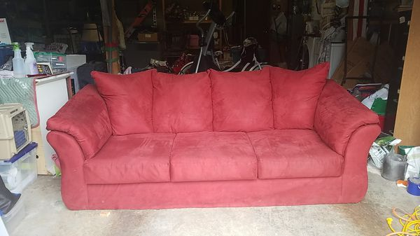 MUST GO TODAY - Ashley Furniture Couch (Furniture) in Federal Way ...