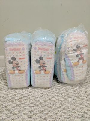Huggies Diapers Size 5 (75 diapers) for Sale in Sterling, VA